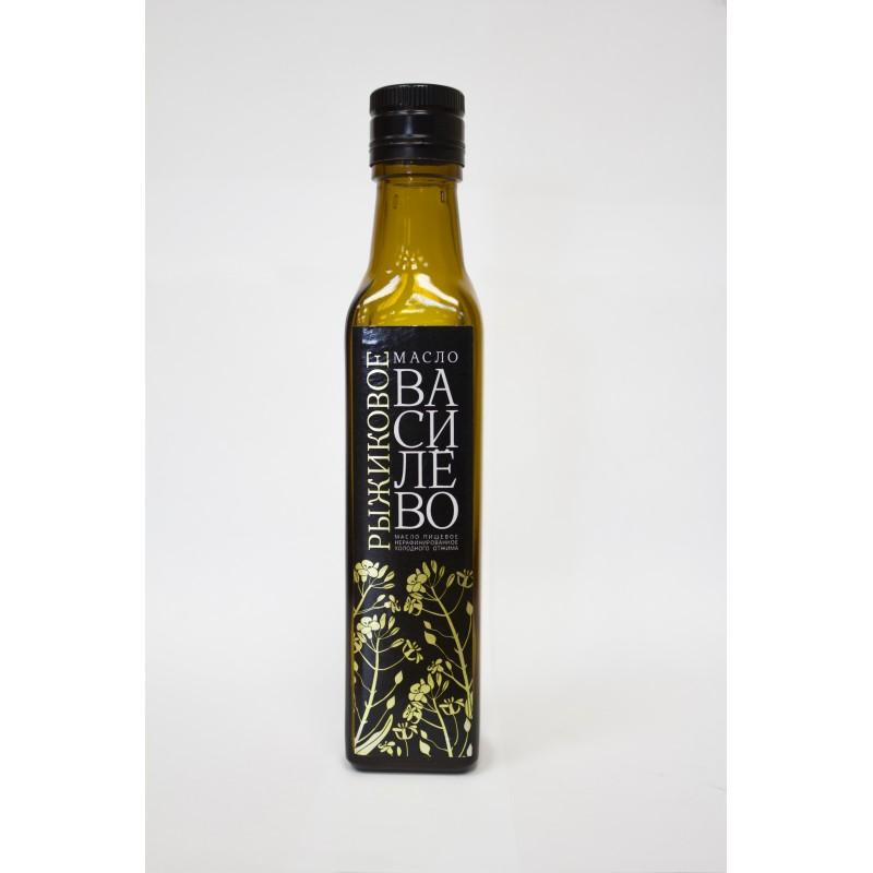 масло рыжиковое (0,5 л- стеклянная бутылка)